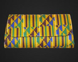 Afro Clutch Bag